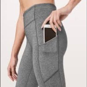 Lululemon Speed Up Crop 21""